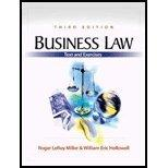 Business Law : Text and Exercises - Textbook Only