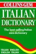 Collins Gem Italian Dictionary - Harper Collins - Paperback - REVISED