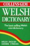 Collins Welsh Gem Dictionary