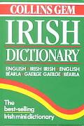 Irish Dictionary English-Irish Irish-English/Bearla-Gaeilge Gaeilge-Bearla