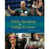 Public Speaking for College & Career- Text Only