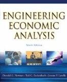 Engineering Economic Analysis- W/CD