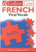 French Vital Vocabulary