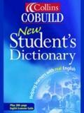Collins Cobuild New Student's Dictionary