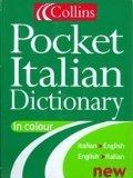 Pocket Italian Dictionary: Italian-English, English-Italian