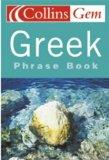 Gem Greek Phrase Book - Translexis Ltd Staff - Paperback