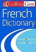 Collins Gem French Dictionary French English English French