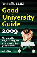 The Times Good University Guide 2009