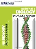 National 5 Biology Practice Exam Papers (Practice Papers for SQA Exams)
