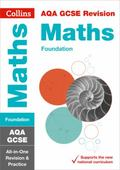 Collins New GCSE Revision - Aqa GCSE Maths Foundation Tier