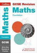 Collins New GCSE Revision - GCSE Maths Foundation Tier