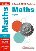 Collins New GCSE Revision - Edexcel GCSE Maths Higher Tier