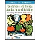 Foundations and Clinical Applications of Nutrition - Text Only