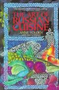 Art of Russian Cuisine - Anne Volokh - Paperback - 1st Collier Books ed