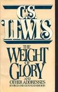 Weight of Glory,other Addresses