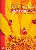 Science Essentials Grade 1 Indiana Teacher's Edition