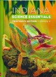 Indiana Science Essentials Teacher's Edition Grade 4