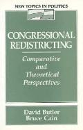 Congressional Redistricting: Comparative and Theoretical Perspectives - David Butler - Paper...