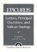 Letters Principal Doctrines and Vatican Sayings
