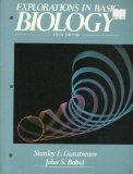 Explorations in Basic Biology (5th Edition)