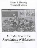 Introduction to the Foundations of Education