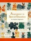 Assessment in Special Education: An Applied Approach