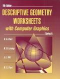 Descriptive Geometry Worksheets With Computer Graphics Series A