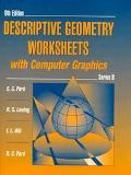 Descriptive Geometry Work Sheet B
