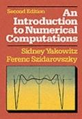 Introduction to Numerical Computations