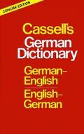 Cassell's Concise German-English, English-German Dictionary