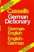 Cassell's German-English English-German Dictionary