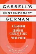 Cassell's Contemporary German: A Handbook of Grammar, Current Usage and Word Power - Christi...