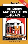 Plumbers and Pipe Fitter's Library Materials Tools Roughing in