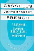 Cassell's Contemporary French: A Handbook of Grammar, Current Usage, and Word Power - Valeri...