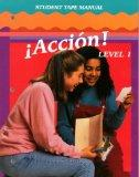 Accion: Level 1 Student Tape Manual