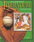 Glencoe Literature The Reader's Choice  Course 3