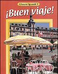 Buen Viaje Spanish 1