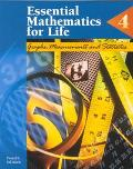 Essential Mathematics for Life Book 4  Graphs, Measurements and Statistics