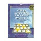 Gregg College Keyboarding & Document Processing for Windows: Kit 1 : Lessons 1-60 : For Use ...