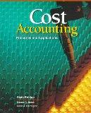 Cost Accounting: Principles and Applications, Text (Accounting Series)