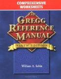 Gregg Reference Manual, Comprehensive Worksheets