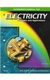 Electricity: Principles and Applications, Experiments Manual