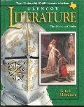 Glencoe Literature,grade 12-texas Ed.