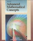 Advanced Mathematical Concepts