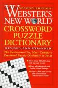 Webster's New World Crossword Puzzle Dictionary - Jane Shaw Whitfield - Hardcover - 2nd ed