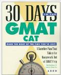 30 Days to the GMAT Cat
