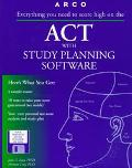 ARCO ACT with Study-Planning Software (American College Testing Program)