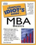 Complete Idiot's Gde.to Mba Basics