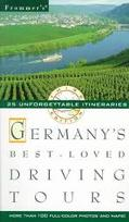 Frommer's Best Loved Driving Tours Germany (1997) - Frommer's - Paperback