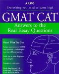 GMAT Cat: Answers to Real Essay Questions